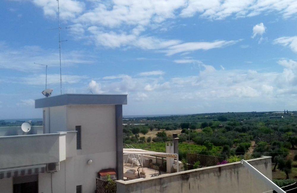 ZONA SAN GIORGIO: LUMINOSO E PANORAMICO 3 VANI